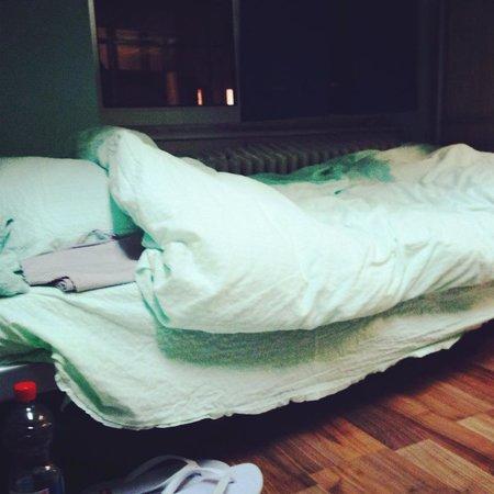 Frankfurt Hostel: Dormitorio da 10