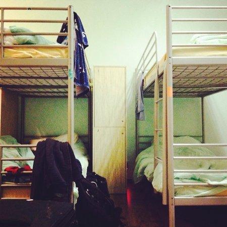 Frankfurt Hostel: Dormitorio