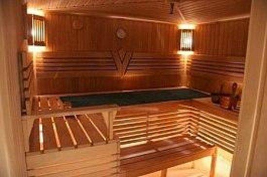 Hotel Astrus : Сауна