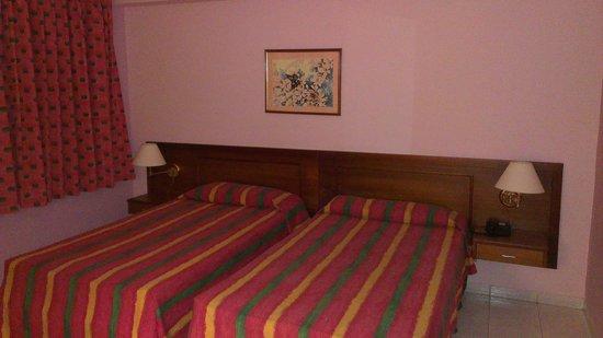 Hotel Vedado: номер