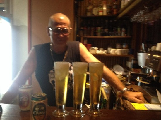 Chatchada House: The Best Barman in Town