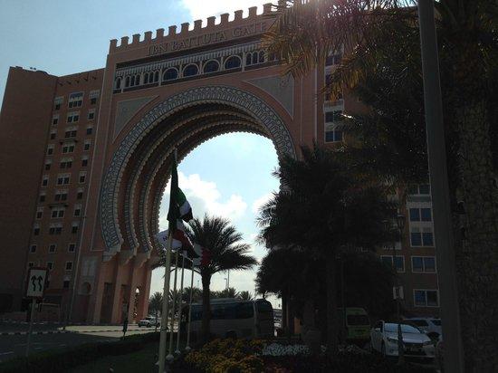 Movenpick Hotel Ibn Battuta Gate Dubai : Ibn Battuta Gate