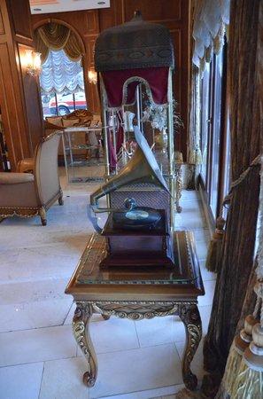 Deluxe Golden Horn Sultanahmet Hotel: Recepcion