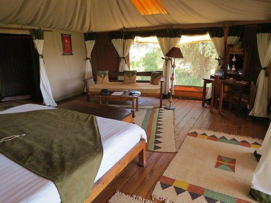 king size bed picture of elephant bedroom camp samburu