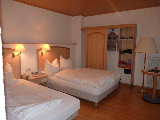 Landhotel Am Schloss: Familienzimmer
