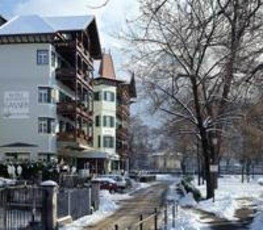 Hotel residence gasser bressanone italien hotel for Residence bressanone centro