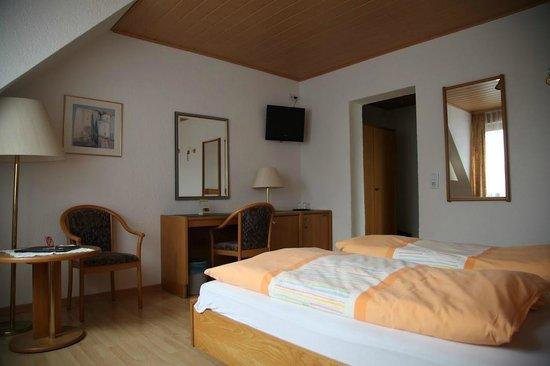 Landhotel Am Schloss: Zimmer