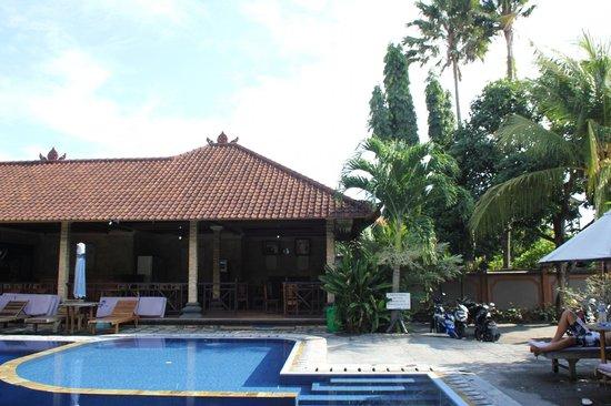 Hotel Lusa: Restaurant des Hotels