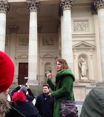 SANDEMANs NEW Europe - Berlin: Berlin Free Walking Tour with Stephanie