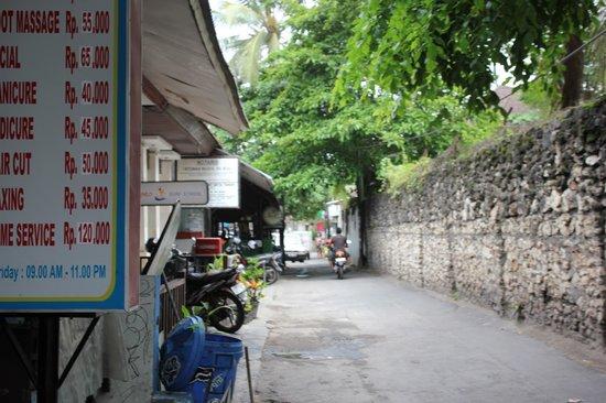 Hotel Lusa: Die Jalan Benesari