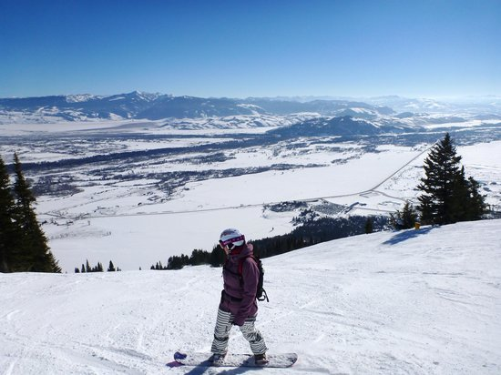Jackson Hole Mountain Resort : Breathtaking views