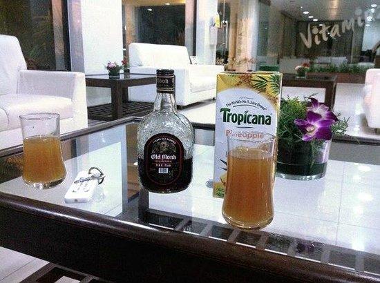 Hotel Colva Kinara : 1 этаж отеля.лобби