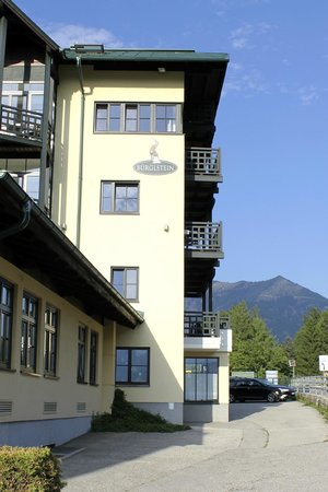 Gasthof Burglstein : отель
