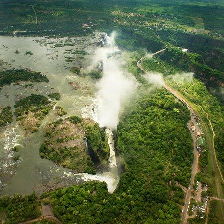 Waterberry Zambezi Lodge: Victoria Falls