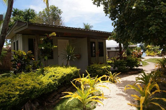 Blue Lagoon Beach Resort : Lodge 1 and 2