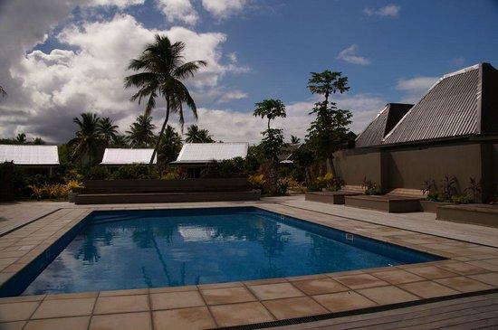 Blue Lagoon Beach Resort : The Pool