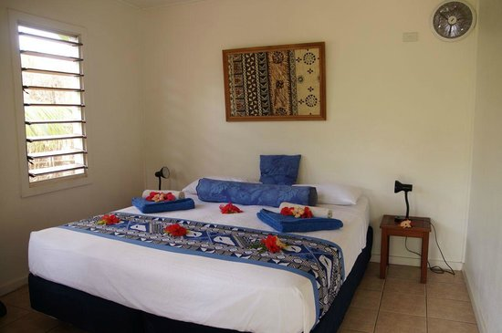 Blue Lagoon Beach Resort: Lodge 2