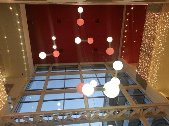 Axor Feria Hotel: Лобби