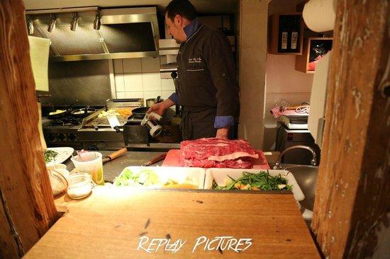 concentration  Picture of Pierre Bois et Feu  ~ Pierre Bois Feu Strasbourg