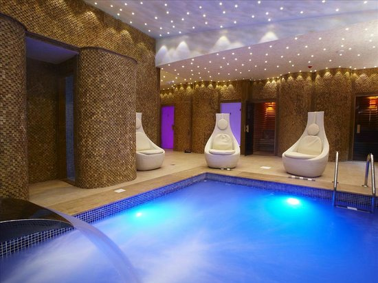 Potidea Palace Hotel: SPA BEAUTY&WELLNESS