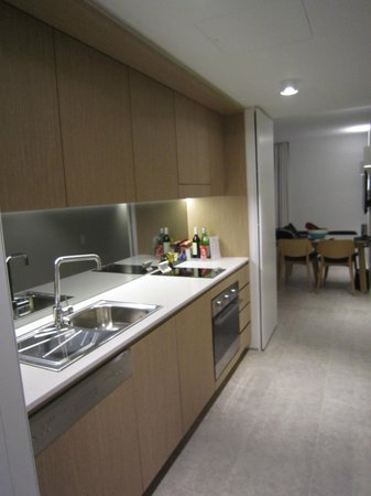 Adina Apartment Hotel Bondi Beach: One Bedroom apartment - Kitchen