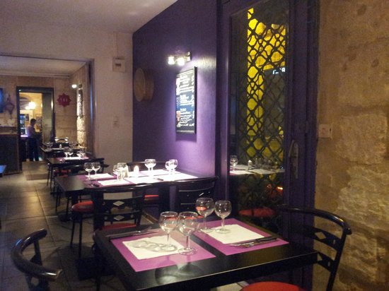 Le 188 : salle restaurant
