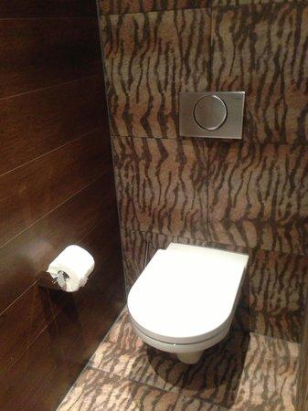 Van der Valk Hotel Houten-Utrecht: WC