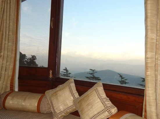 Sun n Snow Inn by Leisure Hotels: View from room