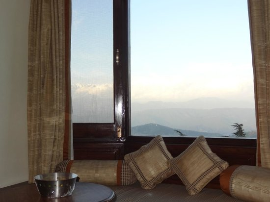 Sun n Snow Inn by Leisure Hotels: view from the room