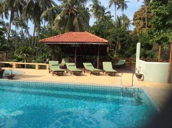 Ban Tai River Gardens Resort: Pool