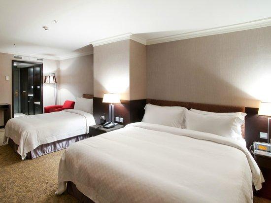THE Tango Taichung: bedroom