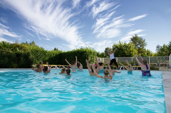 Yelloh! Village Saint Emilion : Aquagym