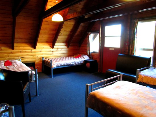 Hanmer Backpackers: 5 Bed Dorm