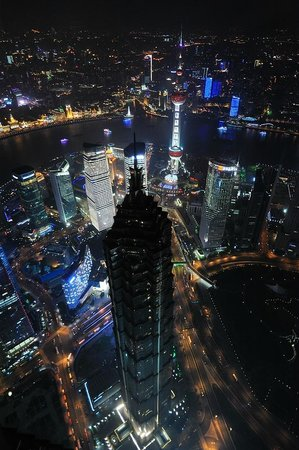 Pudong New Area: panorama