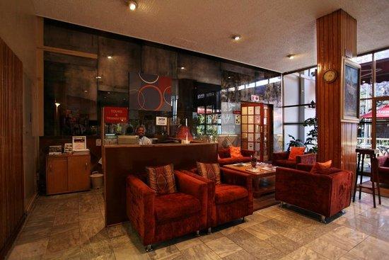 Arcadia Hotel : Lobby