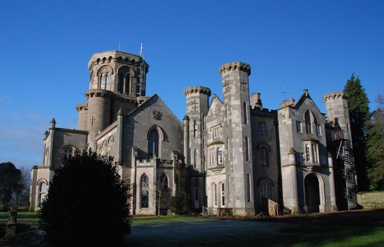 Studley Castle Hotel and Conference Centre: The castle from the grounds