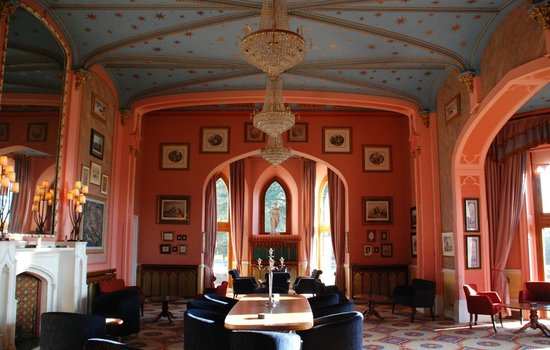 Studley Castle Hotel and Conference Centre: The Lounge