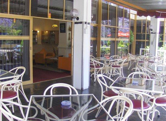 Arcadia Hotel: Tshukudu Deck