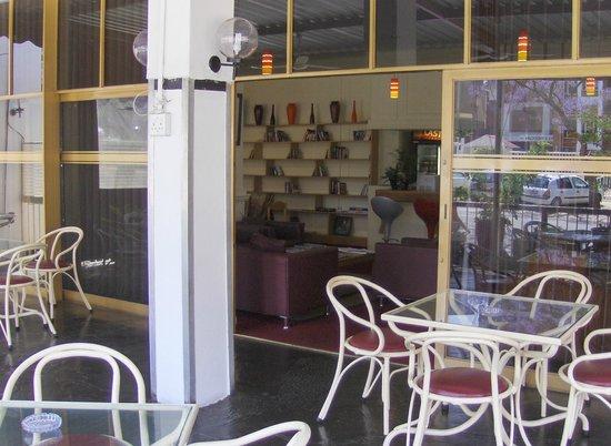 Arcadia Hotel: Tshukudu Lounge