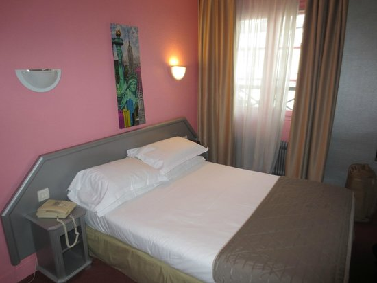Hotel Jean-Gabriel: rosa