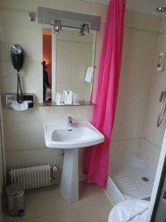Hotel Jean-Gabriel: bagno