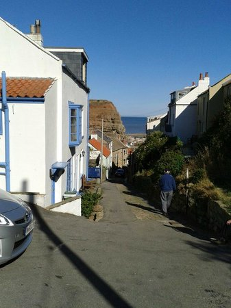Ridge Hall Cottages: Staithes