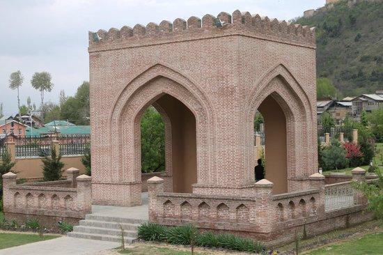 Srinagar, India: Badambadi