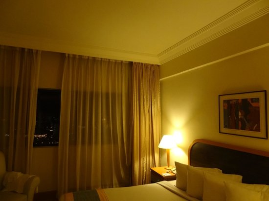Grand Seasons Hotel: The view of the room..