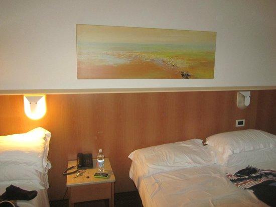 Principe di Piemonte Hotel: La camera
