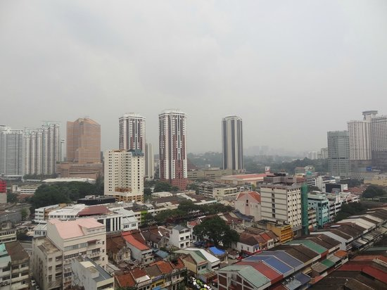Grand Seasons Hotel: view from the room