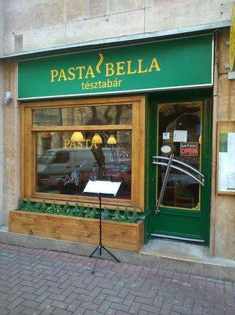 Pasta Bella Tesztabar