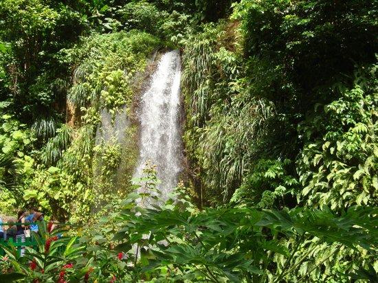 Toraille Waterfall