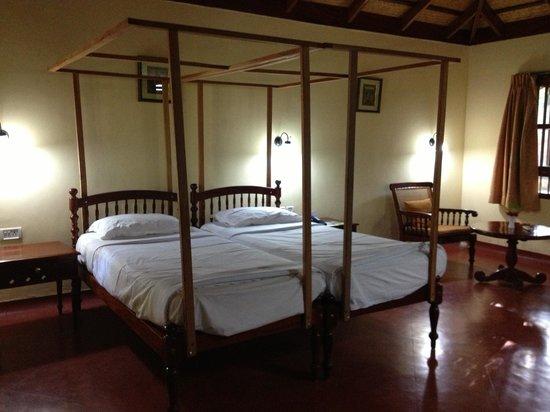 Indus Valley Ayurvedic Centre: Cottage room
