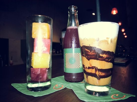 Cuca: A selection of our cocktails!